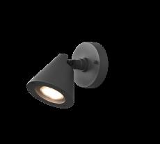 Tuinlamp wandspot GU10 Antraciet.png